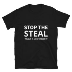 Stop The Steal 2021 Pro Trump T-Shirt