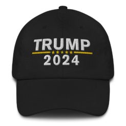Trump 2024 For President Hat