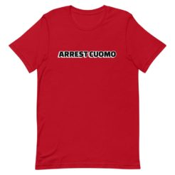 Arrest Andrew Cuomo T-Shirt