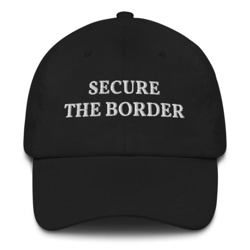 Secure The Border Biden Border Crisis Hat